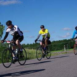 Vätternrundan - Björn Svensson (2757), Andreas Nyberg (6005), Shahram Khorsand (6006), Mats Jansson (6721), Mats Roxell (9560)