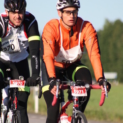 Vätternrundan - Henrik Møller (5970), Troels Vilsgaard Jakobsen (5971)