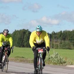 Vätternrundan - Peter Svensson (2376), Jennie-Ann Svensson (2928)