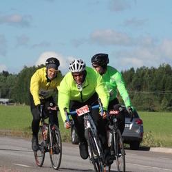 Vätternrundan - Dennis Haberl (9044), Sebastian Eriksson (9654), Jonathan Eriksson (9655)