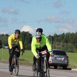 Vätternrundan - Dennis Haberl (9044), Jonathan Eriksson (9655)