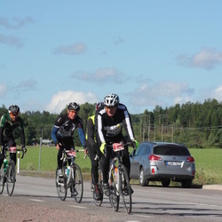 Vätternrundan - Dan Holm (5150), André Le Guin (7097), Marcus Svalsjö (9453)