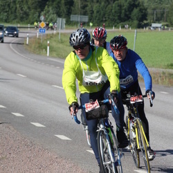 Vätternrundan - Ajse Sandqvist (10038), Dick Olsson (11507)