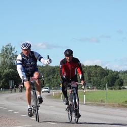 Vätternrundan - Petter Kvalberg (6902), Ebbe Grønvold (6905)