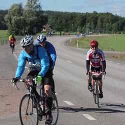 Vätternrundan - Lars Selahn (8749), Daniel Nordström (24992)