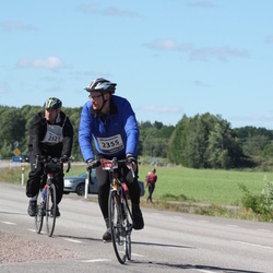 Vätternrundan - Anders Zetterberg (2321), Fredrik Jarizon (2355)