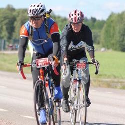 Vätternrundan - Anders Sandberg (4821), Ulrika Troedsson (9429)