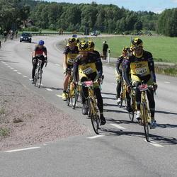 Vätternrundan - Jonny Ljungberg (12420), Thomas Malmström (12422), Brian Sehested (12423), Ole Hansen (12424), Henrik Dinkel (12426)
