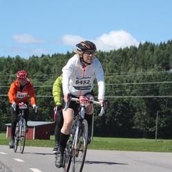 Vätternrundan - Carolin Sävås (8452), Sonja Sävås (8453)