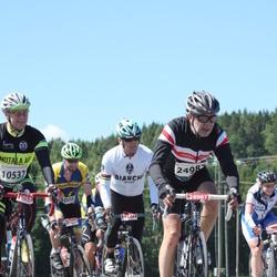 Vätternrundan - Mats Lundgren (10537), Ola Olsson (21977), Andreas Fugmann (24987), Peter Hansson (25008)