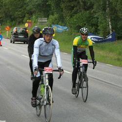Vätternrundan - Stig Eriksson (31), Reine Fyr (24037), Fredrik Norberg (24039)