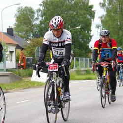 Vätternrundan - Bent Galborgen (90), Anders Olsson (95), Arnstein Aarnes (7122)