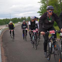 Vätternrundan - Mikael Norén (2006), Björn Norèn (2007), Catharina Söderström (2008), Birgitta Wågberg (2010)