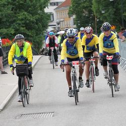 Vätternrundan - Lennart Davidsson (94), Bo Nilsson (96), Conny Sandqvist (97)