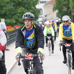 Vätternrundan - Roland Brüdersdorf (115), Ulf Carlzon (116)