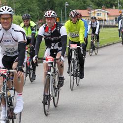 Vätternrundan - Tomas Wikland (597), Alf-Petter Stendahl (14331)