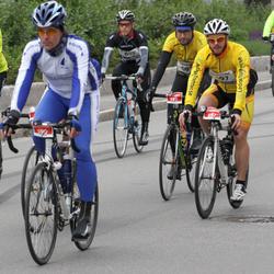 Vätternrundan - Dirk Loesmann (690), Fredrik Johansson (695), Emil Johansson (697)