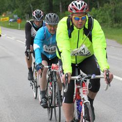 Vätternrundan - Björn Svensson (2767), Lars Enar Björnestål (2768)