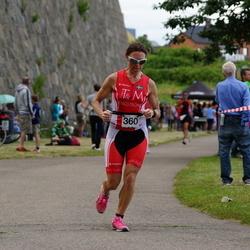 Maleryd Varberg Triathlon - Sara Bergström (360)
