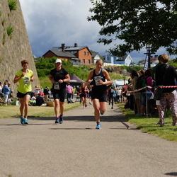 Maleryd Varberg Triathlon - Sofia Andersson (209), Katarina Lindh (284), Rydingsvärd Frida Lund (289)