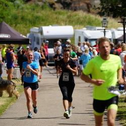 Maleryd Varberg Triathlon - Emelie Klasson (242), Tina Folkesson (383)