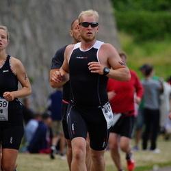 Maleryd Varberg Triathlon - Kristoffer Kellgren (40), Caroline Ingvar-Nilsson (259)