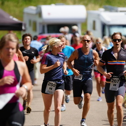 Maleryd Varberg Triathlon - Rikard Karlsson (267), Annika Nilsson (295), Peter Thun (335)