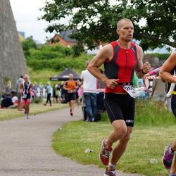Maleryd Varberg Triathlon - Josefine Hedberg (252), Tobias Jansson (261)
