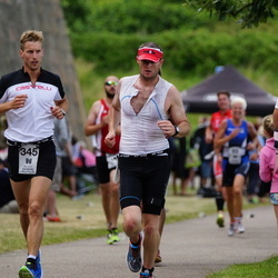 Maleryd Varberg Triathlon - Joakim Wass (345)