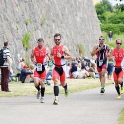 Maleryd Varberg Triathlon - Ovidio Losada (76), Anders Karlsson (384)