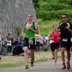 Maleryd Varberg Triathlon - Erik Bergkvist (219), Johan Nilsson (297)