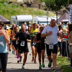 Maleryd Varberg Triathlon - Andreas Rosenqvist (316), Tommy Berntsson (363)