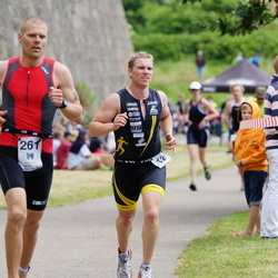 Maleryd Varberg Triathlon - Tobias Birgersson (12), Tobias Jansson (261)