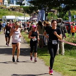 Maleryd Varberg Triathlon - Ulrika Kristenson (271), Pamela Larsson (276)