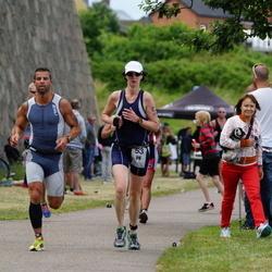 Maleryd Varberg Triathlon - Annika Olsson (53), Jimmy Drufva (232)