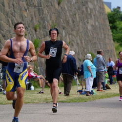 Maleryd Varberg Triathlon - Robert Thorén (333)