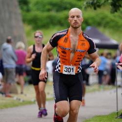 Maleryd Varberg Triathlon - Johan Olsson (301)