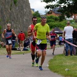 Maleryd Varberg Triathlon - Olle Albrektsson (4), Mattias Persson (361)