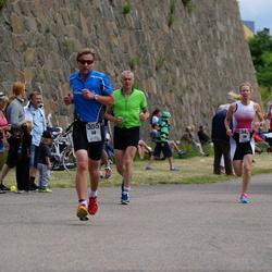 Maleryd Varberg Triathlon - Louise Wandel (343), Anders Karlsson (355)
