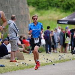 Maleryd Varberg Triathlon - Karin Rolofsson (74), Anders Karlsson (355)