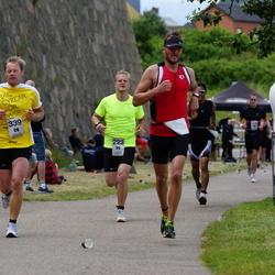 Maleryd Varberg Triathlon - André Bernhardson (223), Tomas Utterhall (339)