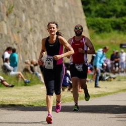 Maleryd Varberg Triathlon - Kristin Bergman (220)
