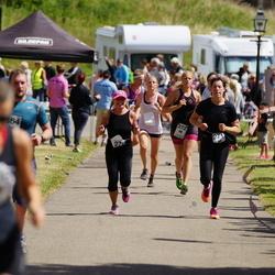 Maleryd Varberg Triathlon - Ulrika Kristenson (271), Pamela Larsson (276), Nina Seller (372)