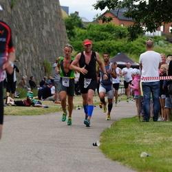Maleryd Varberg Triathlon - Michael Nimeryd (50), Jan Erlandsson (237)