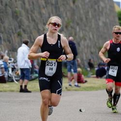 Maleryd Varberg Triathlon - Fanny Hedberg (251)