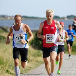 Varbergsloppet - David Pettersson (635), Anders Prytz (1776)