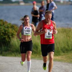 Varbergsloppet - Christer Särén (6), Jenny Johannesson (1460)