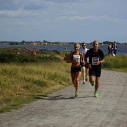 Varbergsloppet - Malin Olsson (10), Kristian Andersson (1826)