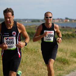 Varbergsloppet - Mikael Broman (866), David Pettersson (1399)