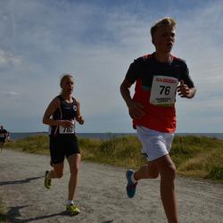 Varbergsloppet - Ludvig Johansson (76), Ingdahl Tina Carlson (782)